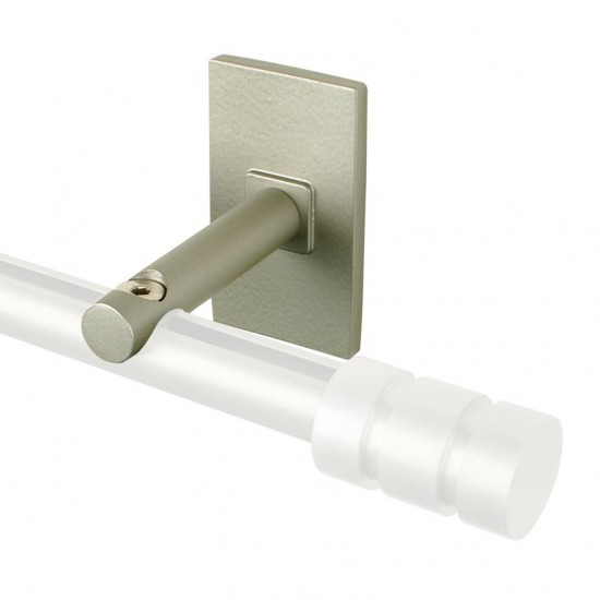Wall Bracket for 19 mm Track (Set of 2) Champagne