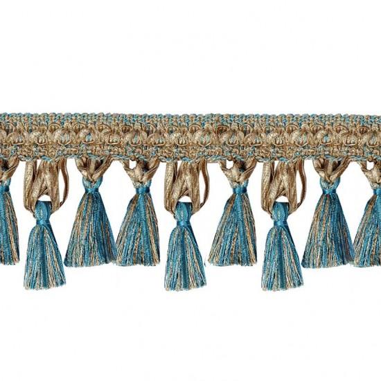 Gazal Tassel Ribbon 10cm (Trims
