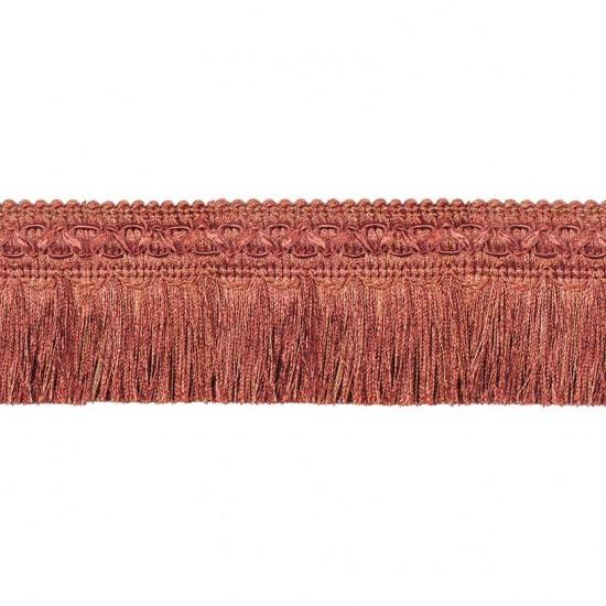 Gazal Brush Ribbon New Terracotta Mix