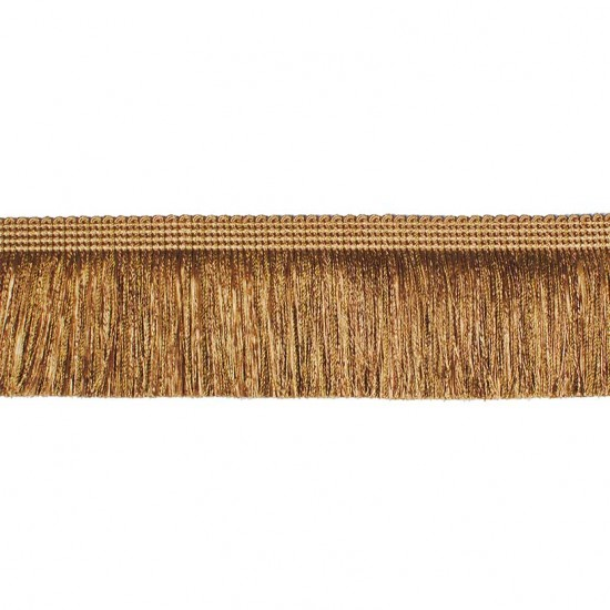 Tabla Brush Ribbon 6.8 cm Gold Beige
