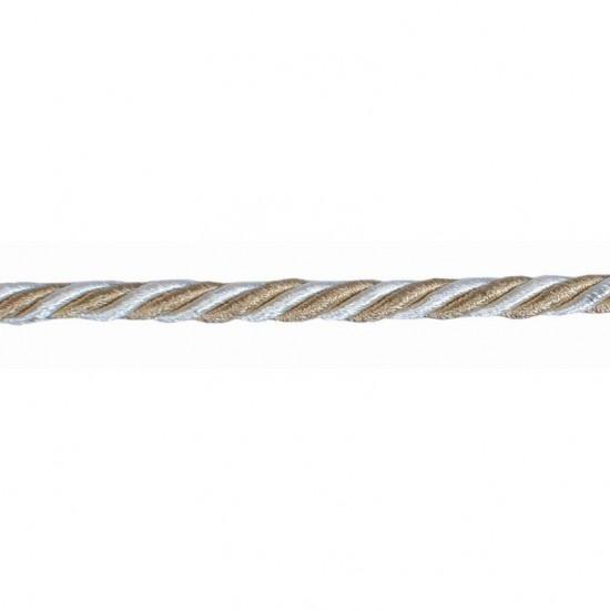 Mosaic Cord 5mm Beige Mix