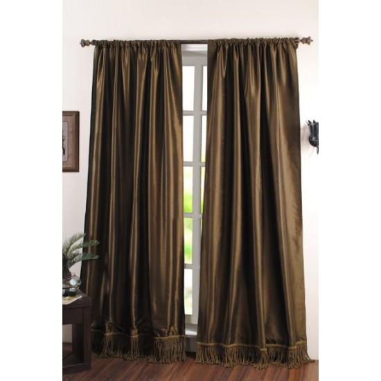 Curtain Neha with Bullion