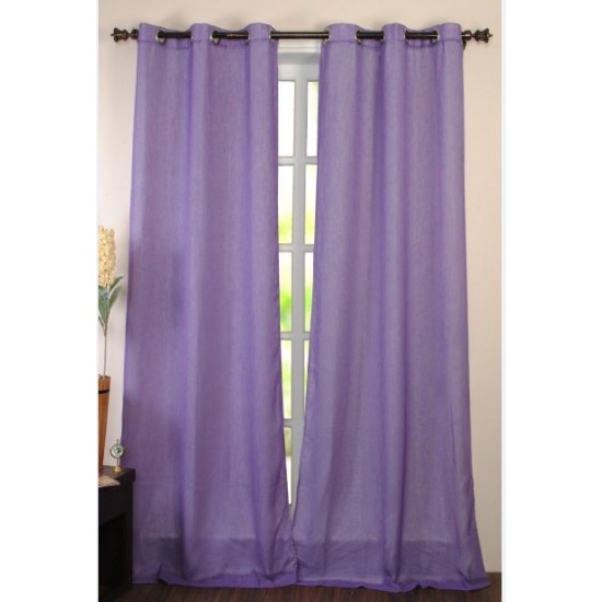 Curtain Raima Lavender Colour