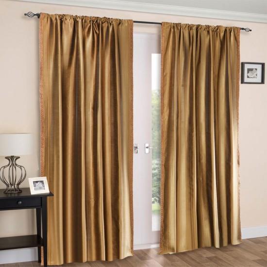 Curtain Riya Earth tone