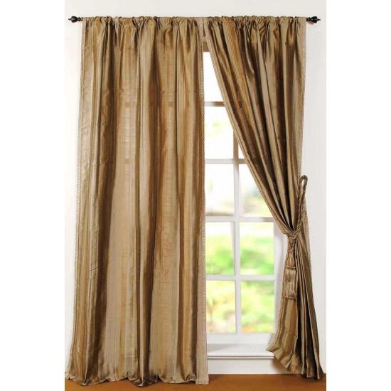 """Curtain Riya 96"""" Beige"""