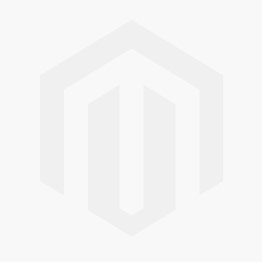 Solid Hungama Curtain with gimp Light Blue 96""