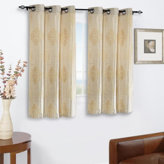 "Curtain Decor 60"" -Beige"