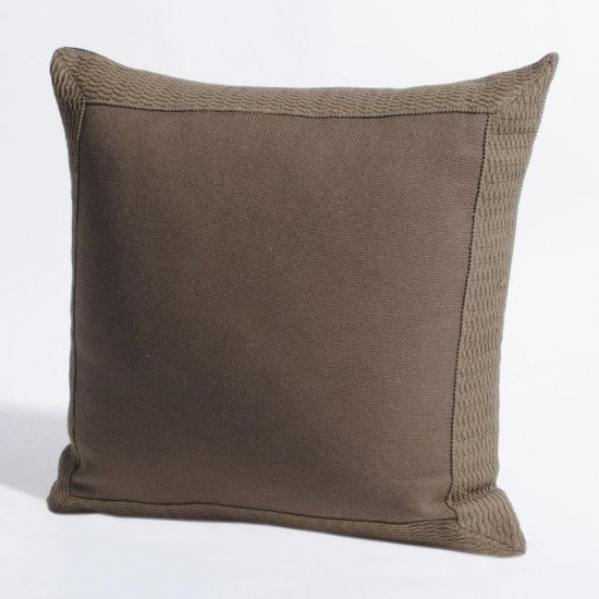 "Cushion Cover 16"" X 16"" Gaurika Moss"