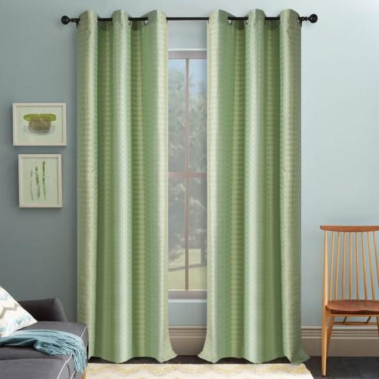 Curtain Dot Box Sea Form 7.5 ft
