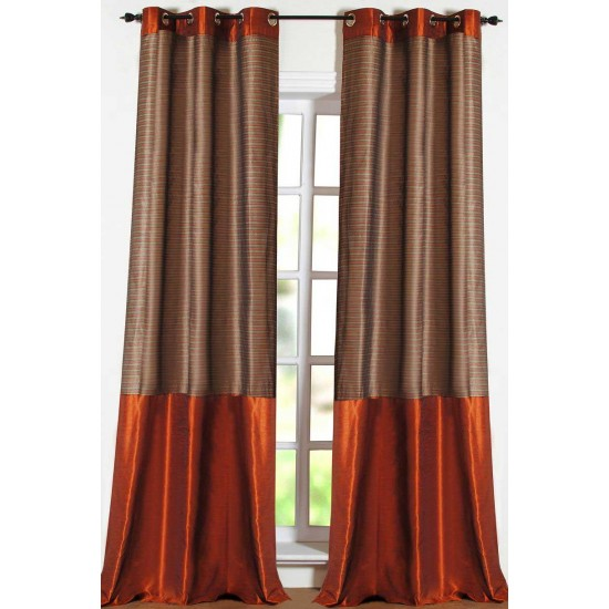"""Strip Band Curtain Haze 108"""""""