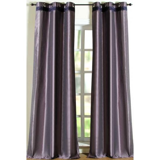 """Hungama With Gimp Curtain Purple 108"""""""
