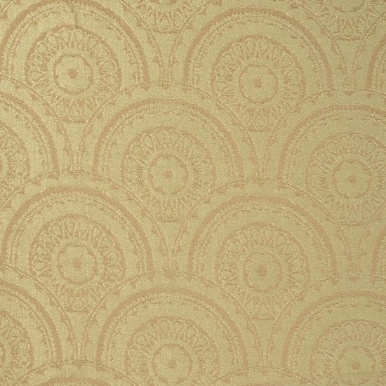 """Swatch Damask Scales 56""""Beige"""