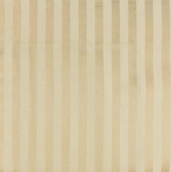 "Fabric Satin Stripe 54"" Beige"