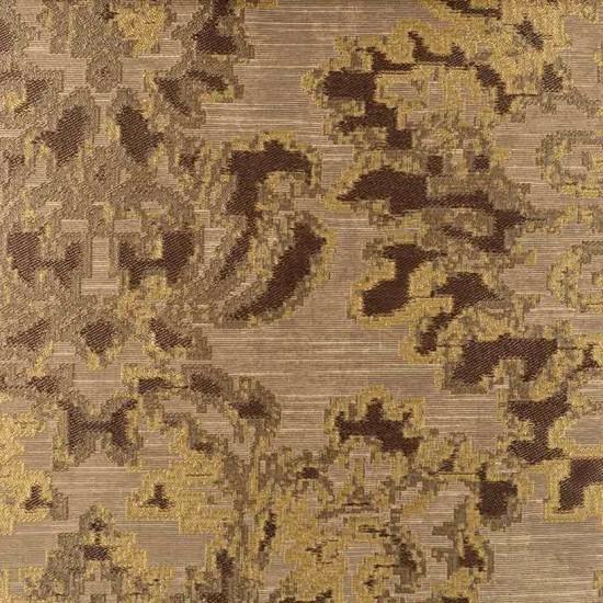 "Fabric Damask 54"" Gold"