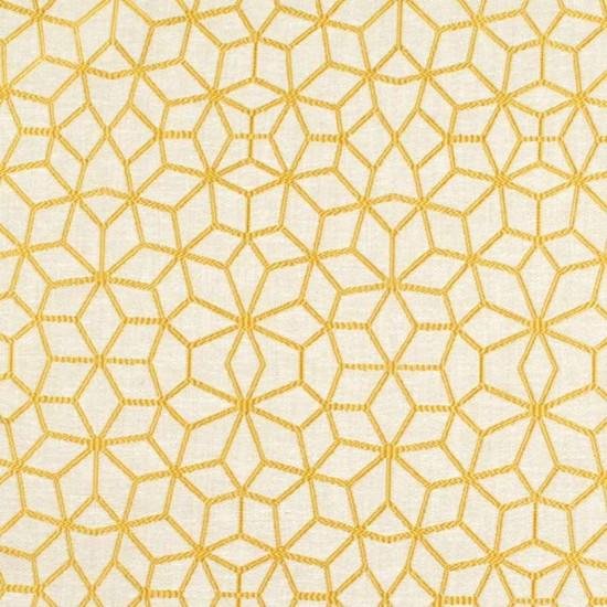 "Fabric Geometric 54"" Superlemon"