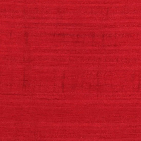 "Fabric ITALIAN SILK 44"" RED"