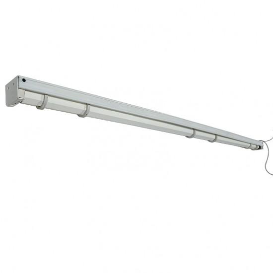 Premium Roman Blind kit ( 0 mtrs - 1.5 mtrs) Ivory Matt