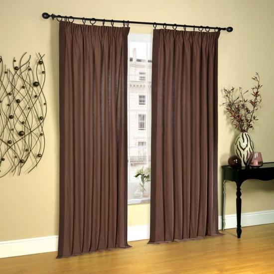 """Curtain Gaurika Moss 108"""" (Curtain)"""