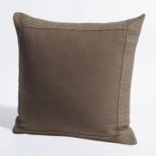 "Deco Home Cushion Cover 16"" X 16"" Gaurika Moss"