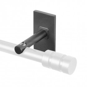 Wall Bracket for 19 mm Track (Set of 2) Charcoal (Accessories)