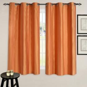 "Single Lining Curtain 46x60"" Sun Flower Summer Stripe"