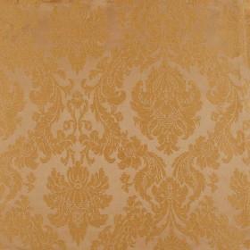 "Fabric Flower 56"" Gold"