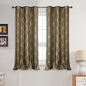 Curtain Ganga Beige 60""