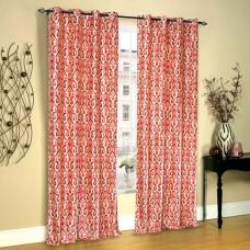 Curtain Ikat (Set of 2) Grenadine