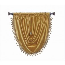 Valance Watefall Neha Gold