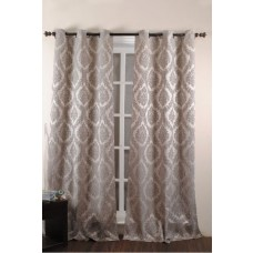 "Single Curtain Delight 46""x 108"" Dox Violet"