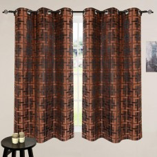 """Curtain Duster Square Antique Copper 60"""""""
