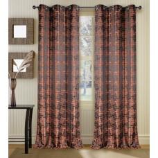 """Curtain Duster Square Antique Copper 108"""""""