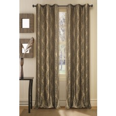 Curtain Ganga Beige 108""