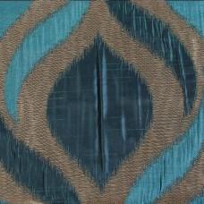 Swatch Jacquard Koma Turquoise