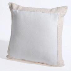 "Cushion Cover 16"" X 16"" Gaurika Ivory"