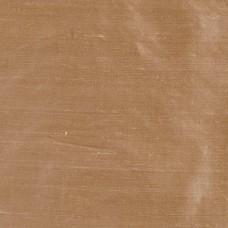 Swatch Fabric Shantung Dupion Dark Beige