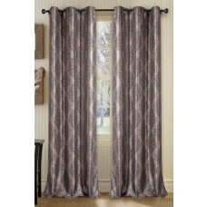 Curtain Ganga Moonlight 108""