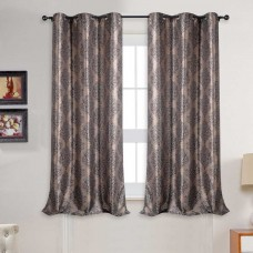 Curtain Ganga Moonlight 60""