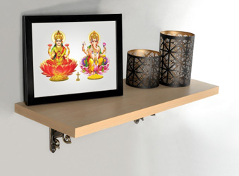 Shop online for wide range of wall shelves