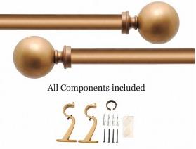 curtain rod hardware