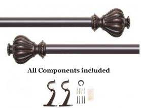 curtain rod accessories